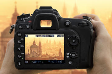 Private Photography Tour of Prague