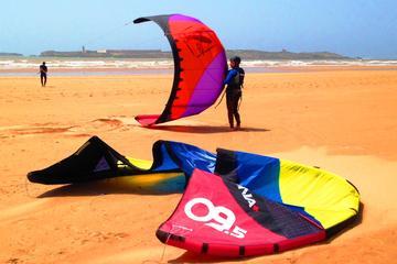 Leçons individuelles de kitesurf à Essaouira