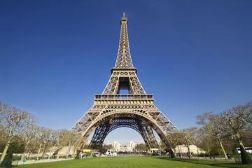 Bevorzugter Zugang zur Eiffelturm-Spitze mit Gastgeber