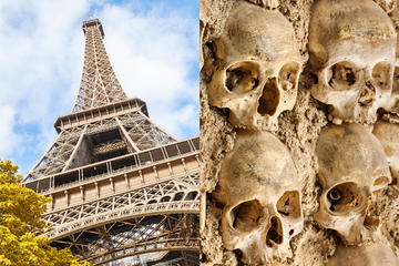 Priority Access to the Eiffel Tower and Catacombs