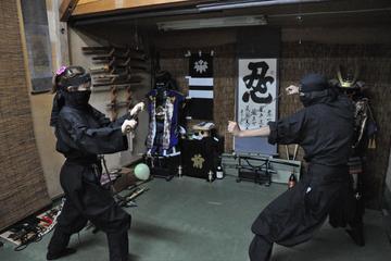 東京での忍者体験