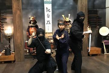 Experiencia práctica de ninja en Tokio