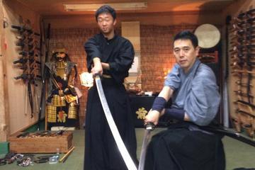 Private Samurai Immersion Lesson in...