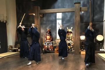 Samurai Experience at Honjin Dojo 10am  or 1:15pm or 4pm