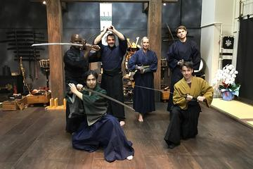 Samurai Swordsmanship and Shuriken Experience