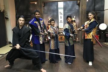 Samurai Swordsmanship and Shuriken...
