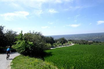 Tour in bici di 8 giorni del sud-est barocco della Sicilia