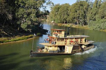 2-Night Murray River Golf Experience Cruising Aboard Paddlesteamer Emmylou