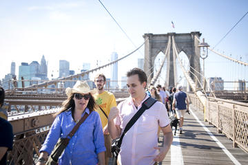 Brooklyn Bridge Historical Walking Tour