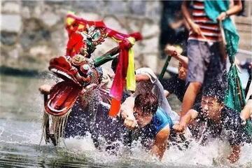 Hangzhou Xixi Dragon Boat Festival Day Trip
