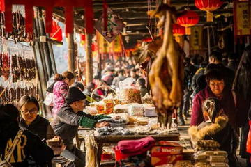 Small Group Tour to Shaoxing Anchang Ancient Town from Hangzhou in...
