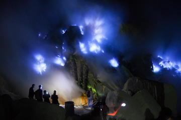 Ijen Blue Fire and Banyuwangi City Tour from Bali