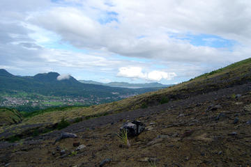 Private Lokon Volcano Day Trekking