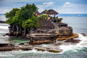 Tour dei templi sull'acqua di Bali: Tanah Lot, Ulun Danu e Taman Ayun