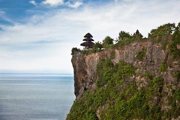 Tour pomeridiano a Bali: Tempio di Uluwatu, Spa balinese e spettacolo