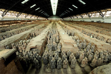 3-Day Private Xi'an Tour including Terracotta Warriors and HuaShan