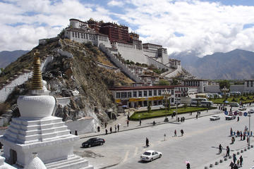 Private 4-Day Lhasa Tour Combo Package