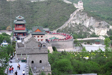 Private Beijing Airport One Day Layover Tour: Juyonguan Great Wall And Sacred way