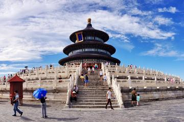 Private Beijing Day tour with lama temple, Beijing panda hall and  temple of heaven