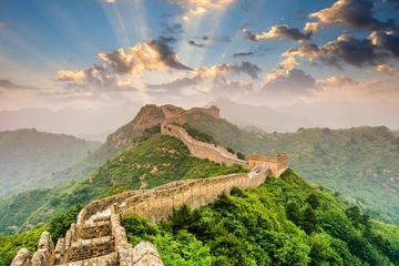 Private Beijing Day Trip Including Mutianyu Great Wall And The Sacred Way