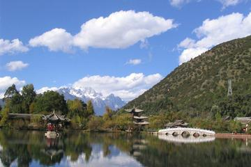 Private City Tour of Lijiang Including Lunch