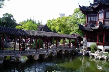 Private City Tour of Shanghai including Lunch