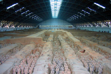 Private Day tour of Xi'an From Beijing Including Transfer Service