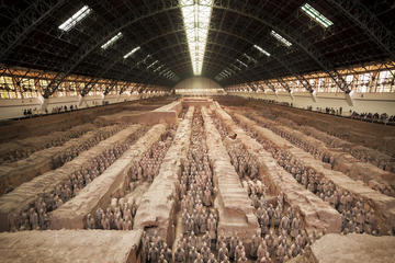 Private Day tour of Xi'an From Shanghai Including Transfer Service