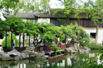 Private Day Tour: Suzhou Gardens and Silk Museum from Shanghai...