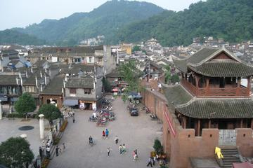 Private Day Tour: Tujia Ethnic Ancient Village of Shiyanping from...
