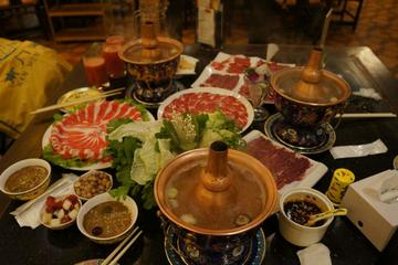 Private Half Day Tour Including Temple of Heaven and Hot Pot Lunch