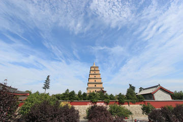 Private Xi'an Day Tour Including Hanyangling Museum And Giant Wild Goose Pagoda