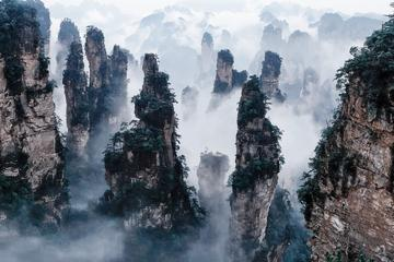 Zhangjiajie Private 5-Day Tour: Tianmen Mountain and Fenghuang County