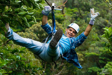 Sky Adventures Park: Zipline and...