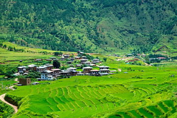 Bhutan Walking Holidays - Beyond the Clouds