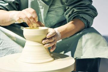 4-Hour Private Trip: Big Wild Goose Pagoda and Pottery Making Class In Xi'an