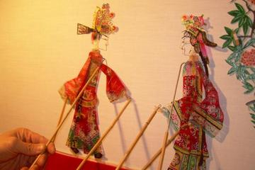 4-Hour Xi'an Experience: Shadow Puppet Performance and Dumplings Lunch or Dinner