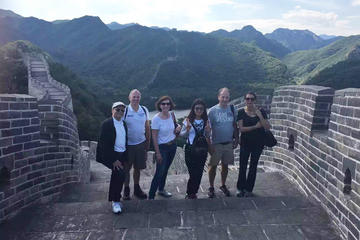 All-Inclusive Beijing Classic Tour: Badaling Great Wall and Customizable Sites