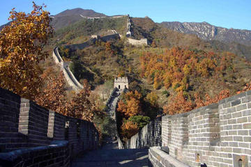 All-Inclusive Private Tour of Mutianyu Great Wall and Summer Palace in Beijing