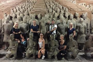All-Inclusive Xian Private Tour: Terracotta Army and Customizable Sites
