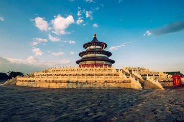Beijing Layover of Comprehensive City Tour With Airport Transfer