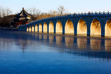 Beijing Layover Tour of Summer Palace and Olympic Sites