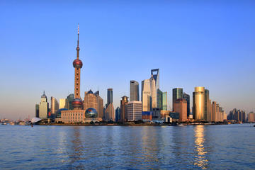 Classic Shanghai Private Full Day Tour