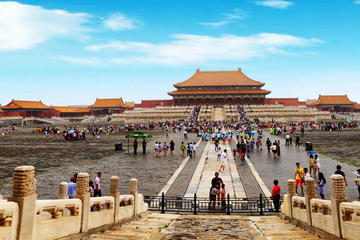 Customizable Beijing Imperial Tour with Roast Duck Dinner and Evening Show