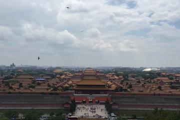 From Beijing: Forbidden City and Mutianyu Great Wall Day Tour