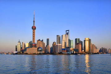 From Shanghai: Full-view City Highlights
