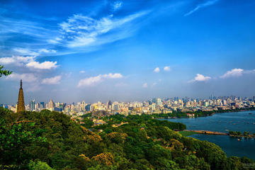 From Shanghai: Private Trip of Hangzhou in One Day