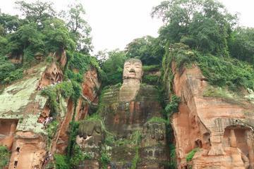 Full-Day Chengdu Private Tour of Leshan Grand Buddha