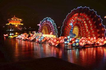 Lunar New Year Celebration: 3-Hour Private Tour of Lantern Festival At Xi'an Tang Paradise