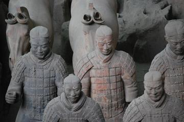 Private Day Tour of Xi'An Terracotta Warriors and Ancient City Wall
